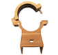 Single Universal Hinged Bracket 40mm
