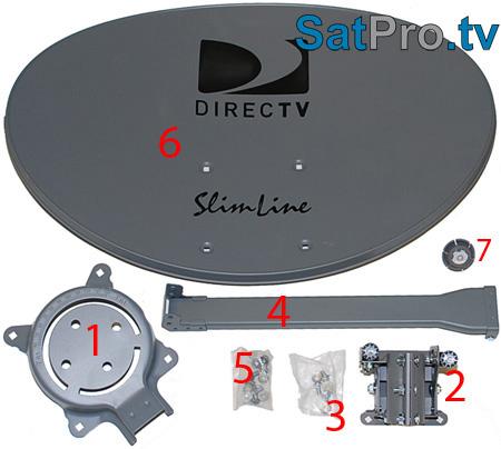 download how to install directv slimline dish manual free. Black Bedroom Furniture Sets. Home Design Ideas