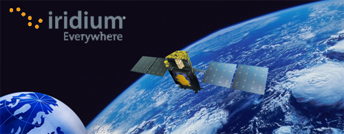 iridium everywhere banner