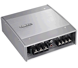 Clarion Power Amp