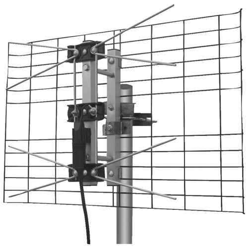 Off Air Antenna UHF Television for Digital and Analog Reception