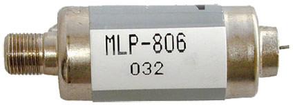 High Return Loss 806 Mhz Low Pass Filter Lpf806