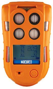 Macurco MG-1 Multi-Gas Monitor