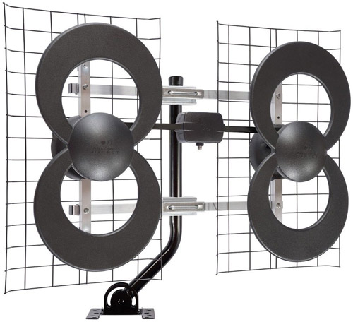 Clearstream 4 Ultra Long Range Uhf Tv Antenna With Mount