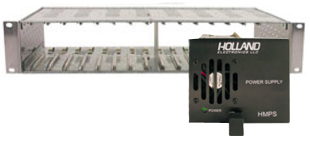Holland, 12 Slot Mini Series Power Supply - Chassis Kit PHMR