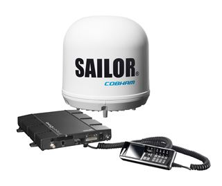 SAILOR Fleet One Terminal WITHOUT Handset