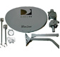 Directv Slimline Satellite Dish Only