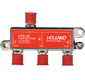Holland 3-Way Splitter All Ports Power 15-2150 MHz W Diode HFS-3D