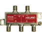 Holland 4-Way Splitter All Ports Power 15-2150 MHz W Diod HFS-4D