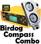 BIRDOG Satellite Meter signal finder with compass