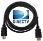 DirecTV High Speed HDMI with Ethernet, V1.4, 30AWG 6ft