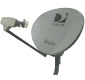 DIRECTV SL5 4-Output Slimline Dish and LNB Kit