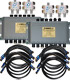 18 way DIRECTV Zinwell Multiswitch HD 6X8 WB68 MS6X8WB-Z Kit
