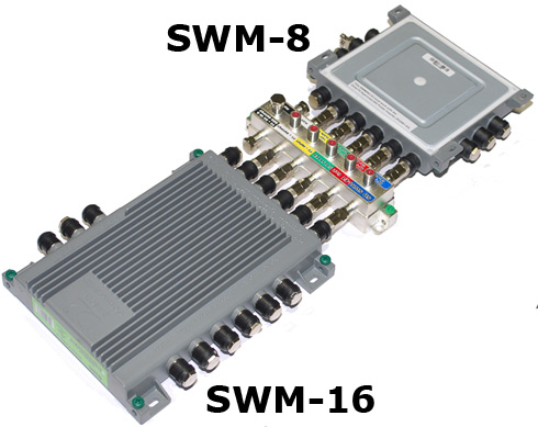 convert your swm16 to a swm-24 for deirectv Switch multiswitch
