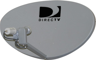Directv International Dish 95W - 101W