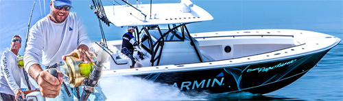 Garmin Marine Products