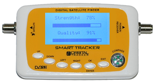Description Smart tracker satellite meter This is the new Smart