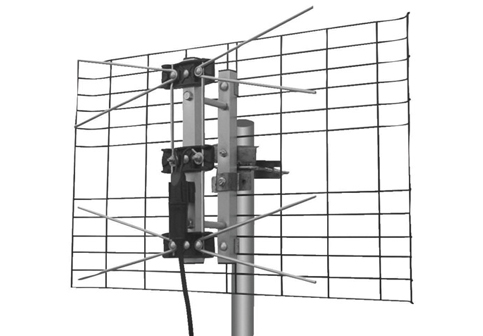 Antennas Direct Clearstream OFF Air Antennas, Amplifiers & Accessories