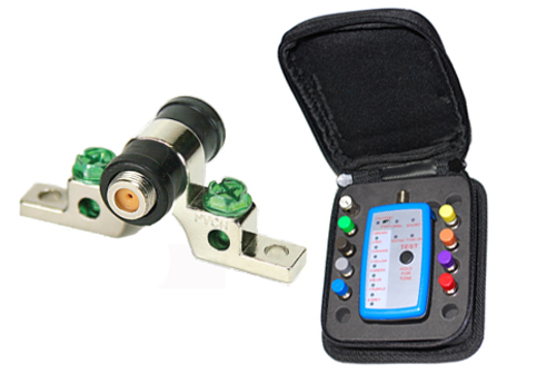Cable Testers and Ground Supplies