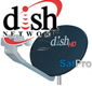 Dish Network Satellite Dishes