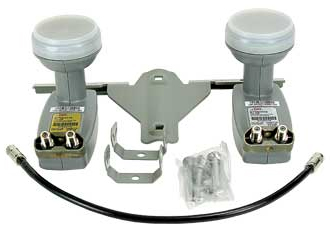 DIRECTV 110 119 LNB Kit for Alaska and Hawaii