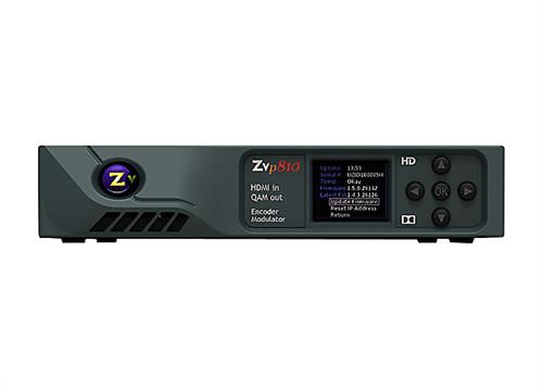 ZeeVee ZvPro 810 Single Channel Unencrypted HDMI Encoder QAM