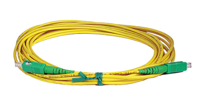 Fiber Optic jumper is 5 Meter SCAPC-SCAPC 5M-SCAPC
