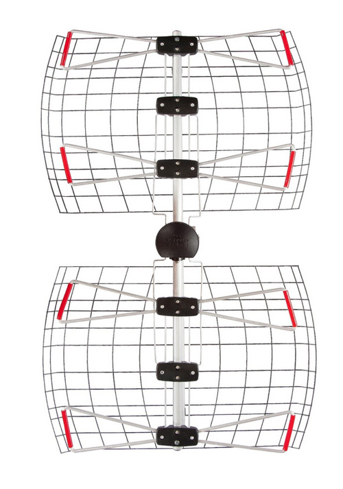 Antennas Direct DB4e ExtendedRange Outdoor TV Antenna UHF