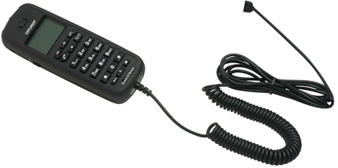 Explorer 2-wire handset phone