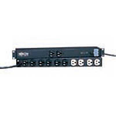 Tripp-Lite Isobar Surge Suppressor Rack Mount 12 Outlets IBAR12
