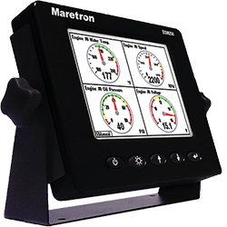 Maretron Display Instru. Display, DSM 250, 5.7