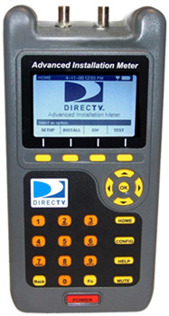 Directv AIM Satellite Meter Advance Installation Meter In Stock