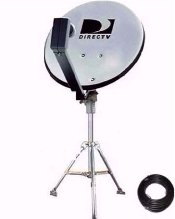 Basic DirecTV Portable Satellite
