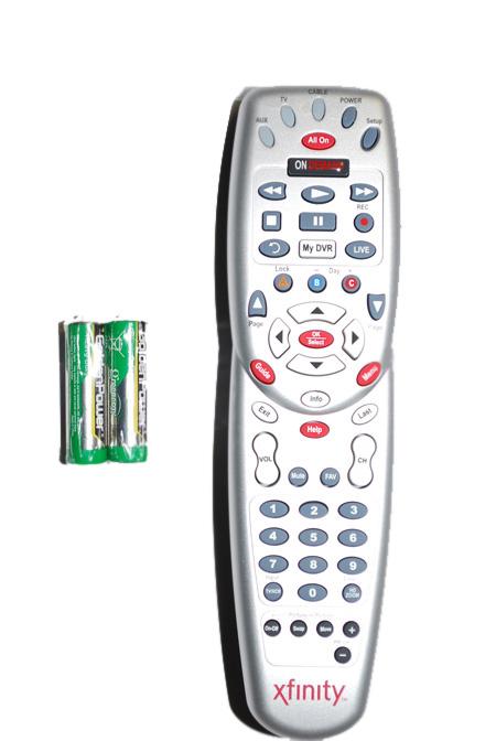 Xfinity Remote Control