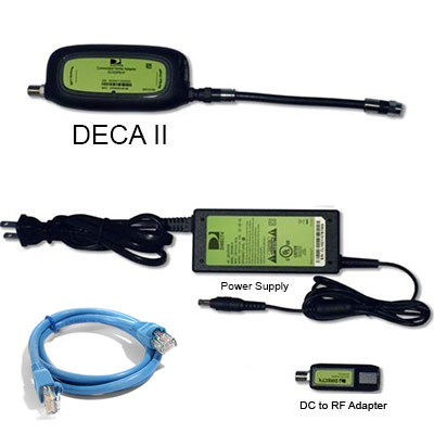 DECA-2 Pro For Direc.TV With Power Supply Broadband DCA2PRO-18