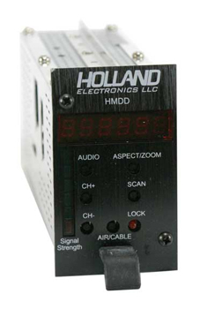 Holland, Digital to Analog Mini Demodulator 54-806MHz, 8 dB HMDD