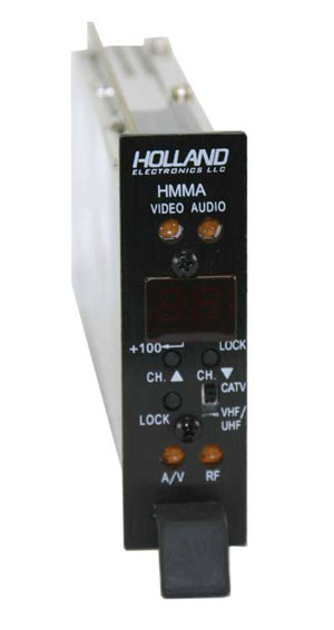 Holland, Agile Mini Mod, SAW Filtered Channel 54-860 MHz, 45 dB