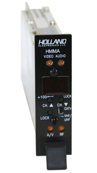 Holland, Agile Modulator, SAW Filtered 54-860 MHz, 45 dB HMMA