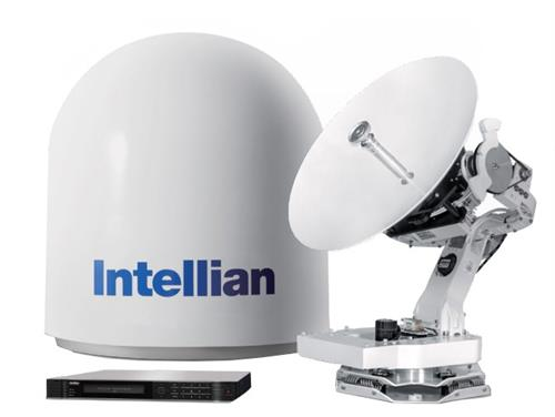intellian, satellite, KU