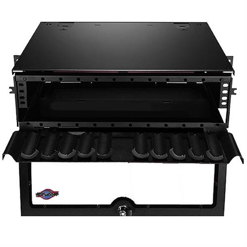 Multicom - MUL-FOCH-CASS - Splitter Chassis, Fiber Optic, Rack Mount