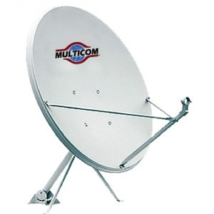 Multicom – MUL-1.2M-KU – 1.2M DTH KU-Band Satellite Dish