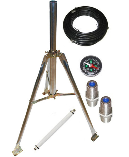 3' Self-Supporting Tripod with 28