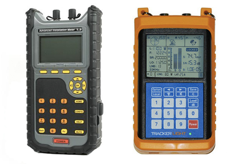 All Satellite Signal Meters and Finders