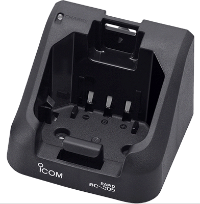 Icom 110V Rapid Charger BP275 for M92D