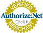 Authorize.net - Verified Merchant